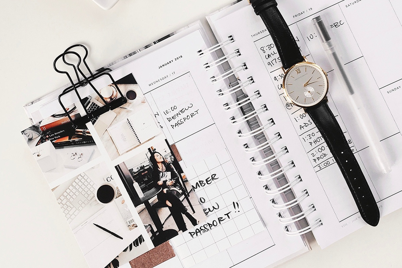 Editorial calendar creation & template - I help you create a system to plan and map out your content and social media so you can do more in less time. This includes a 60-minute call.$100+