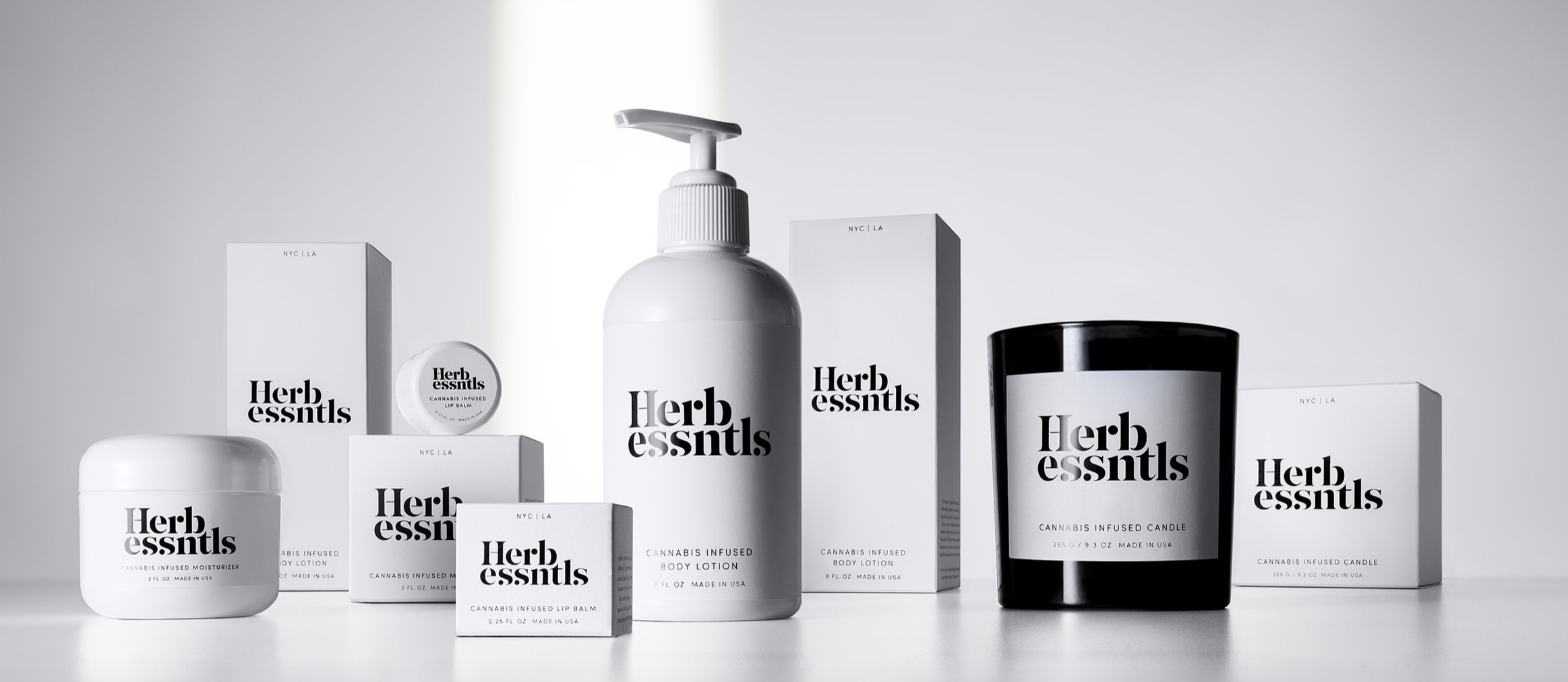 Herb Essntls - Cannabis infused skincare