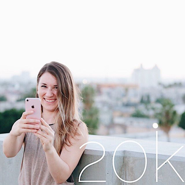20k!!! ⠀⠀⠀⠀⠀⠀⠀⠀⠀ So how did I get started with this whole tossing 90%-of-my-stuff-getting-out-of-debt-budgeting thing? Honest answer: I was pissed off enough. ⠀⠀⠀⠀⠀⠀⠀⠀⠀ So, in honor of hitting 20k, I'd like to take a moment to thank all the stuff that reaaaaally pissed me off. ⠀⠀⠀⠀⠀⠀⠀⠀⠀ Thank you to the student loan I paid DOUBLE what I borrowed on. ⠀⠀⠀⠀⠀⠀⠀⠀⠀ Thank you to every purchase I justified at Target because I work hard so I deserve it and it's been a bad day so I deserve it and it was such an awesome day that I deserve it. ⠀⠀⠀⠀⠀⠀⠀⠀⠀ Thank you to the credit cards I paid off and then maxed right back out again. ⠀⠀⠀⠀⠀⠀⠀⠀⠀ Thank you to the overpriced apartment, new couch, new bed, new dresser, new rugs, new art, new patio furniture I bought to prove to my peers that I was doing GREAT OVER HERE. And thank you to the beautiful weekends I dedicated to cleaning it. ⠀⠀⠀⠀⠀⠀⠀⠀⠀ Thank you to all the days I just avoided the mail. and email. and signing into absolutely every account I had. ⠀⠀⠀⠀⠀⠀⠀⠀⠀ Thank you to all the hours I wasted sitting on the phone with collections trying to negotiate a payment plan. ⠀⠀⠀⠀⠀⠀⠀⠀⠀ Thank you to the stress-crying in my car and the always-long to-do lists, and the defensive conversations and the jealousy and all that avoiding avoiding avoiding. ⠀⠀⠀⠀⠀⠀⠀⠀⠀ Thank you to all THAT stuff that just repeatedly didn't work. So all THIS stuff now can. ⠀⠀⠀⠀⠀⠀⠀⠀⠀ And thank you to YOU. ⠀⠀⠀⠀⠀⠀⠀⠀⠀ I'm forever grateful for all of it. ⠀⠀⠀⠀⠀⠀⠀⠀⠀ So... What are you pissed off about? 😊 #thatnostufflife
