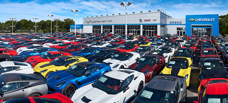 Auto Dealership vs...