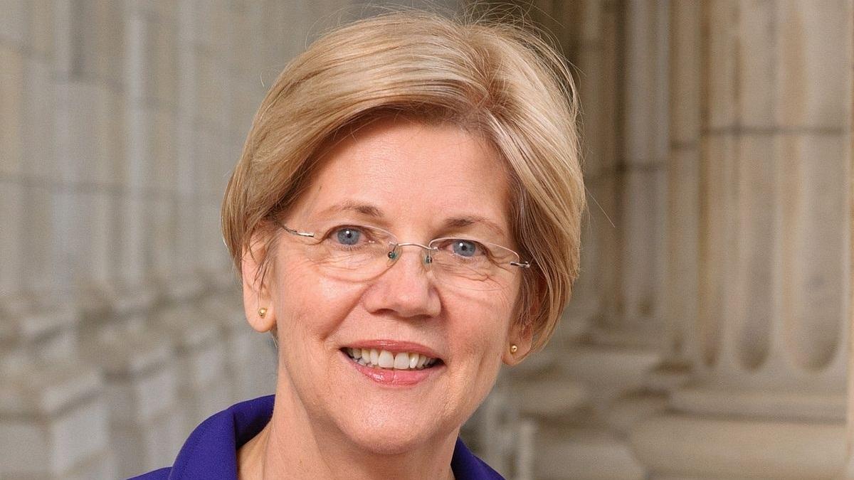 #3. Elizabeth Warren - (D-MA)