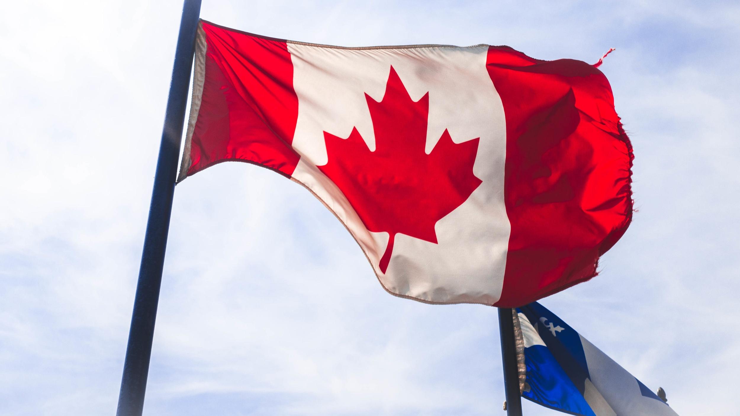 #1 - Legalized cannabis in Canada