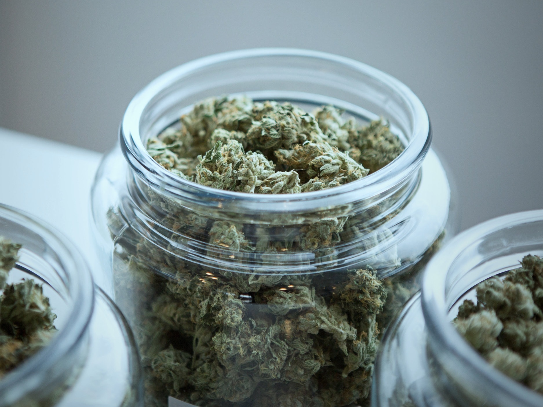 #1 Use a mason jar - Mason jars are one of the cheapest and most effective ways to store your cannabis. It protects bud from air exposure and preserves the taste.