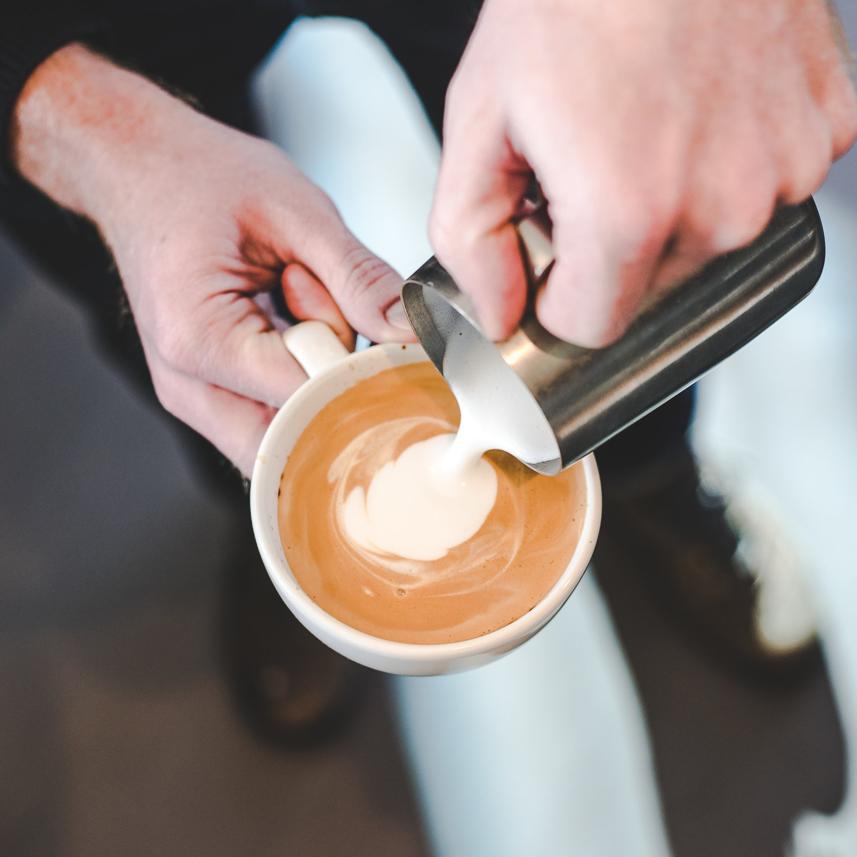 Caffeine has been scientifically proven to have chemically addictive qualities, yet Americans drink it every day. On the other hand, marijuana does not have these effects on us.  -