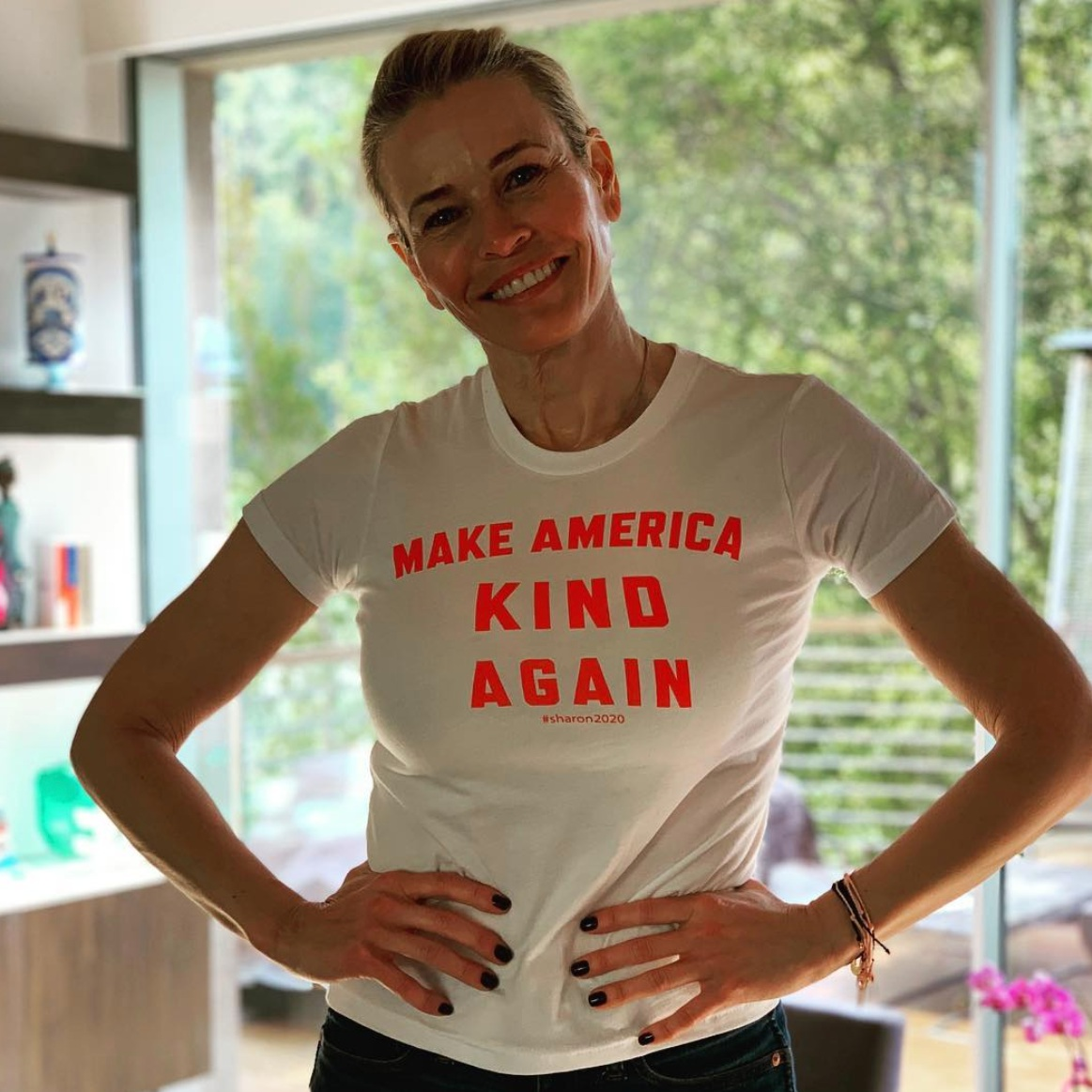 "#3 Chelsea Handler - Comedian, Chelsea Handler has been an advocate for the marijuana movement and has launched her own cannabis brand.""I want everyone to know that I'm going to a weed farm today. Yep. I'm gonna go pick a grow. It's called a grow for those of you who are not in the know."""