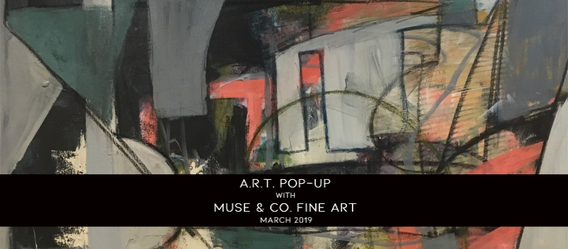 A . R . T . POP-UP FRIDAYMarch 15-9 pm - Join us as we celebrate the amazing artists of MUSE & Co. at the kick-off to the 2019 Marietta Square Art Walk season.A.R.T. on Anderson is the new art experience in Marietta Square. Join us for art classes, pop-up shows and business-building workshops for creatives. Grand Opening March 1.
