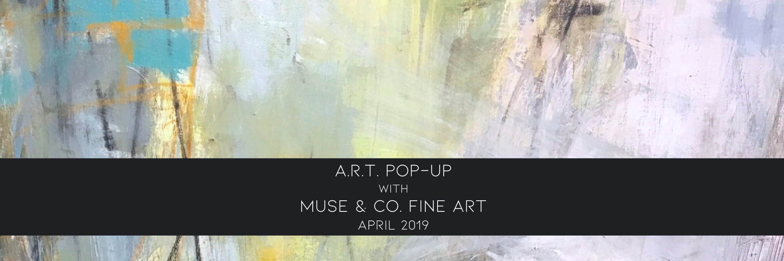 A.R.T. POP-UP FRIDAYApril 55-9 pm - Join us as we celebrate the talented artists of MUSE & CO. at the second edition to the 2019 Marietta Square Art Walk season. Meet the artists and see why First Friday is the hot night for the Arts in Marietta. This First Friday show features the ceramic vessels by Janet McGregor Dunn.Evening Highlight:Live painting with Lorraine Lai as she demonstrates the Flow Painting technique which she will teach on April 13.Be sure to enjoy the Art Walk Photo Booth Experience in the Upper Gallery with Winters Street Studio!A.R.T. on Anderson is the new art experience in Marietta Square. Join us for art classes, pop-up shows and business-building workshops for creatives.