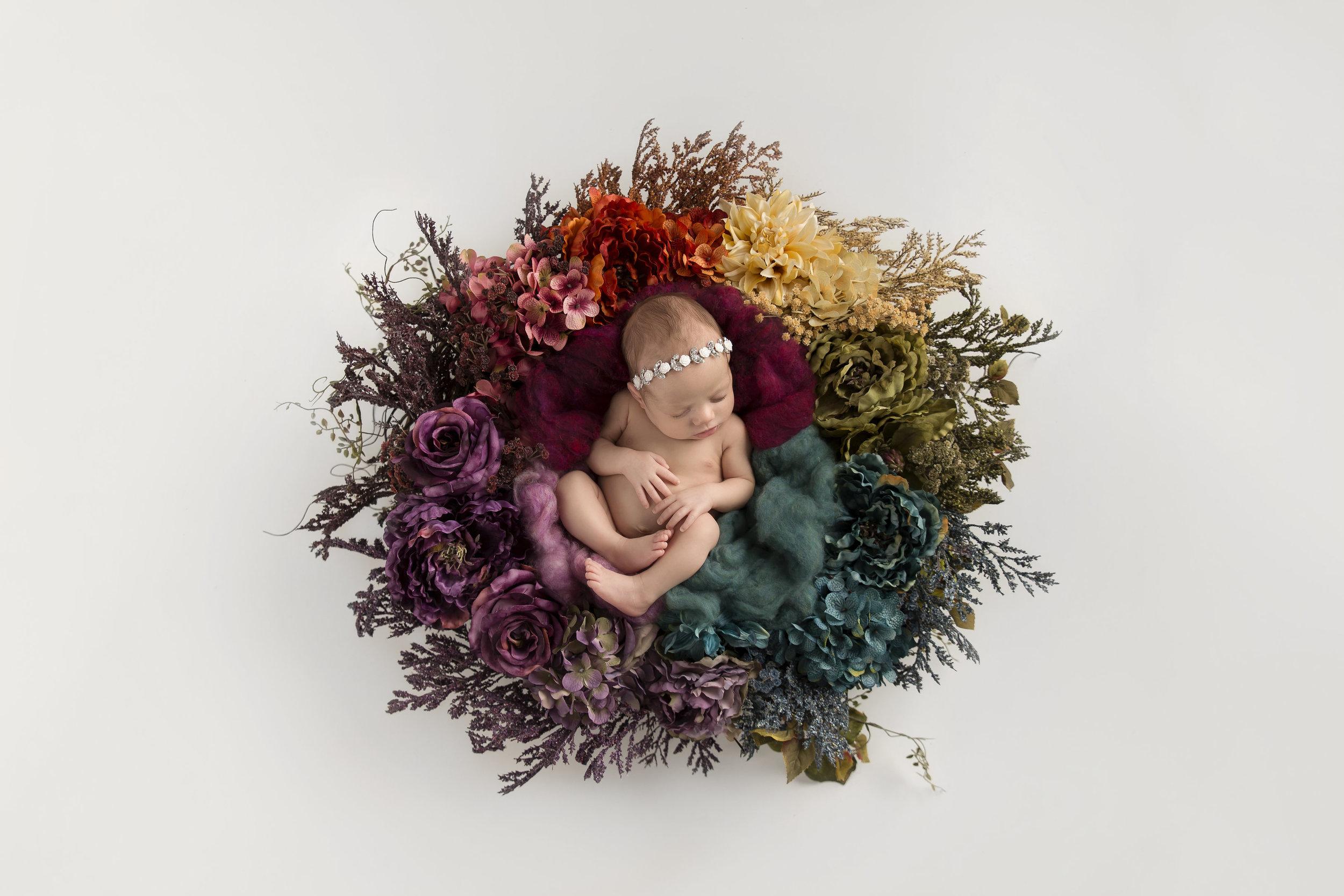 newborn rainbow baby columbus ohio