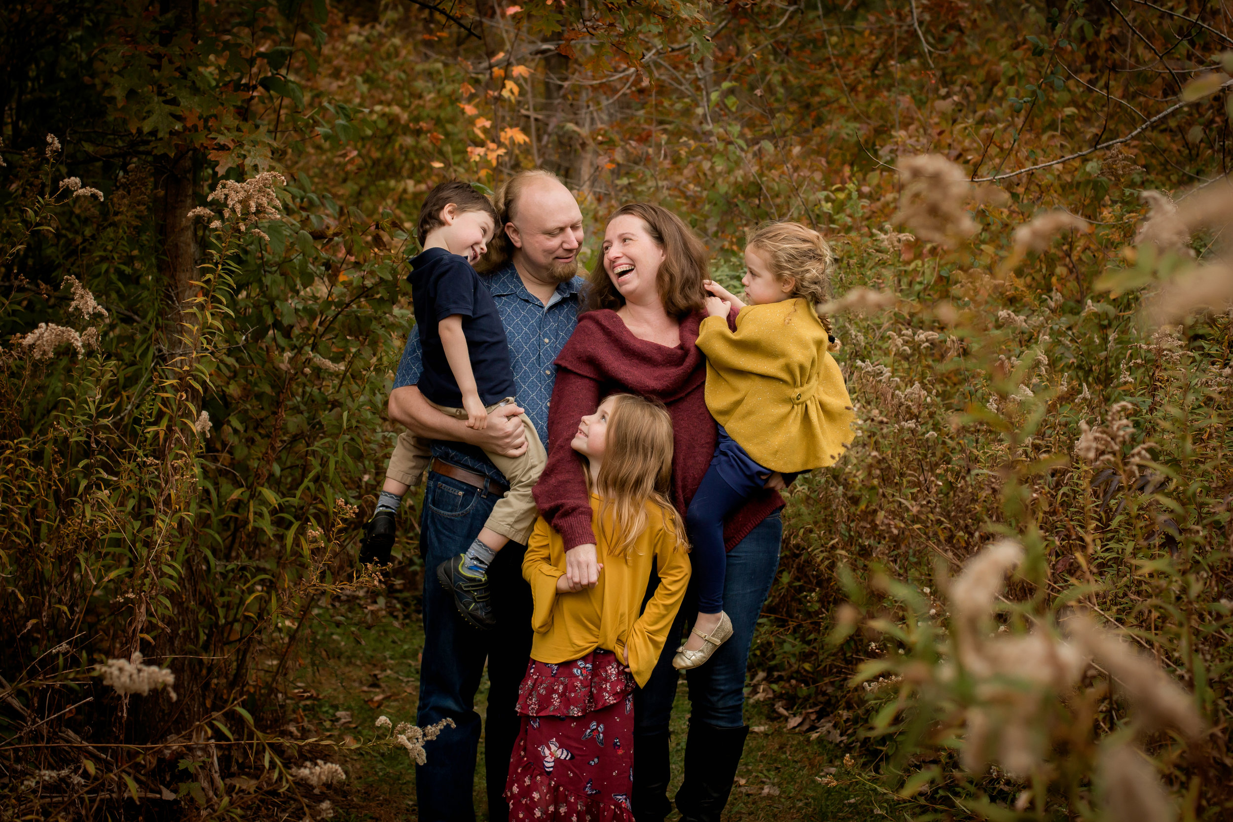family photographer gahanna ohio