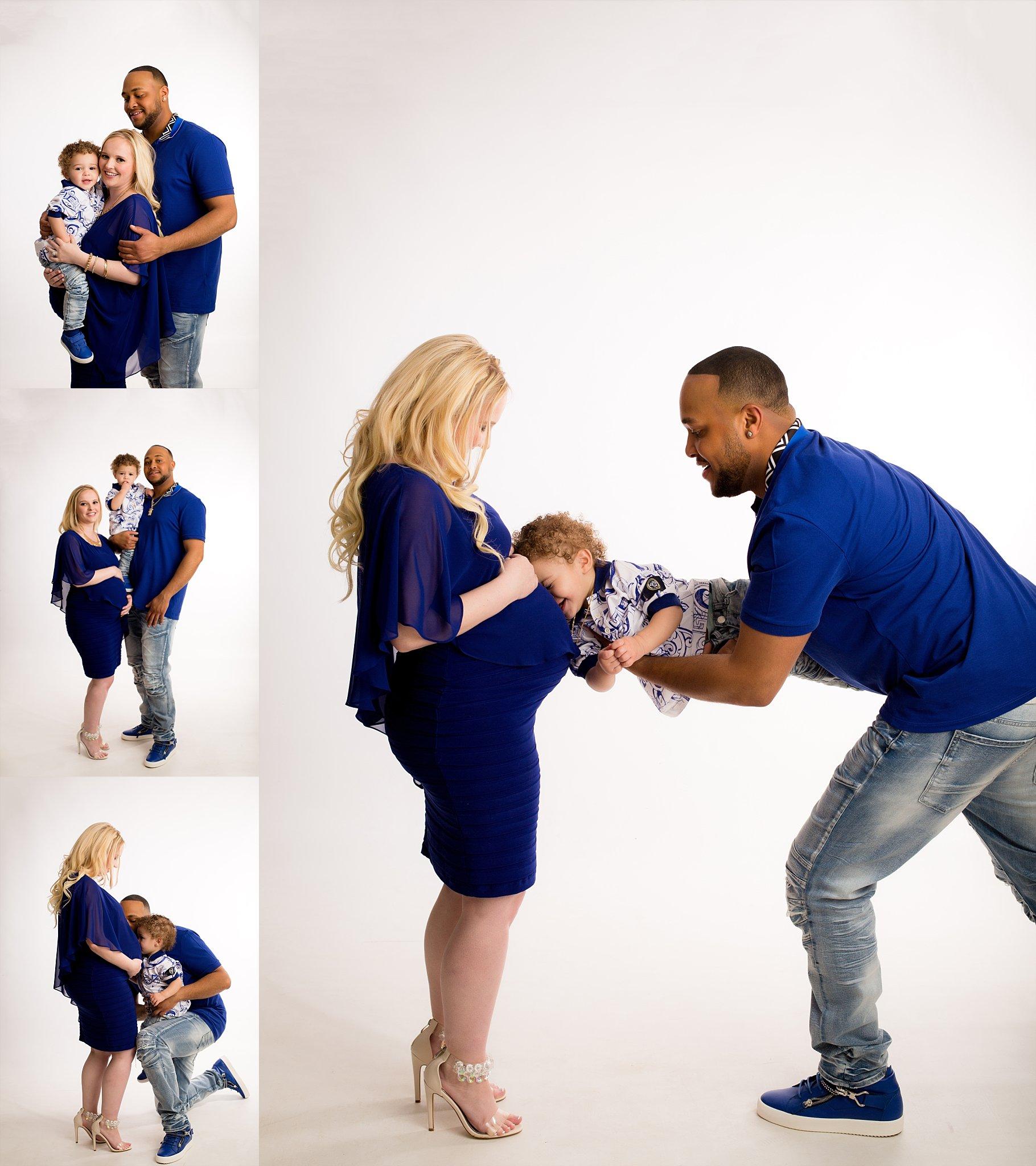 Maternity Photographer Gahanna Ohio