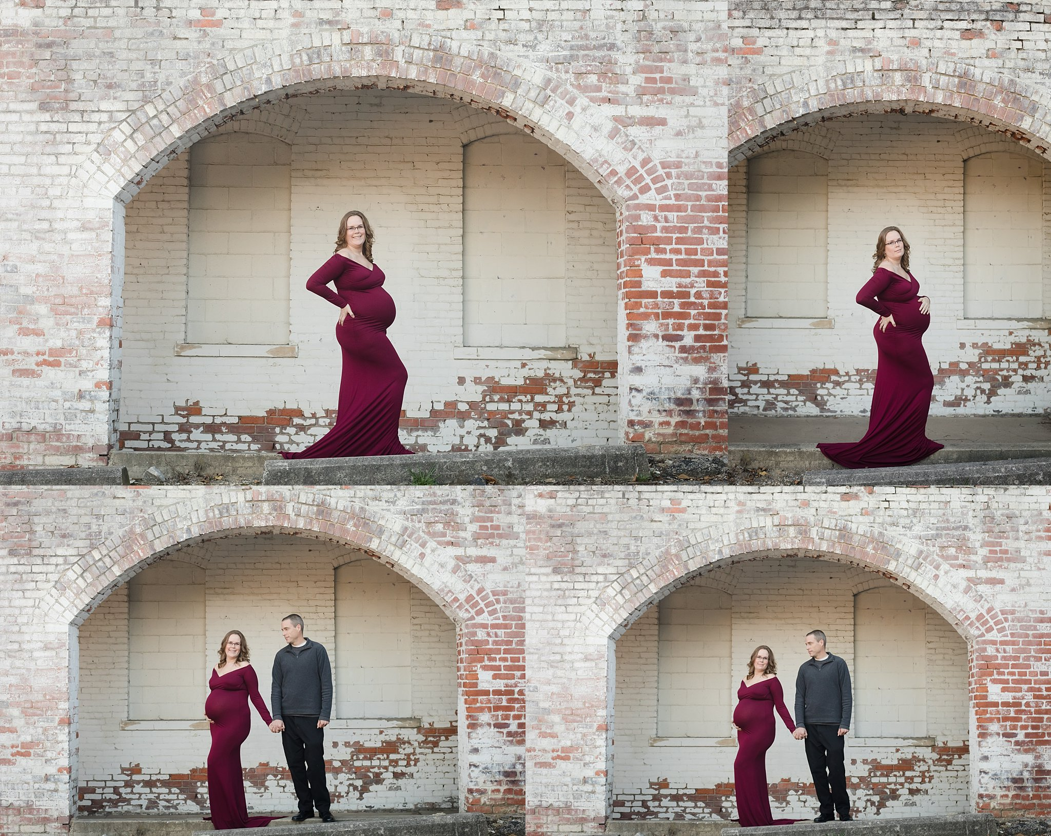 Columbus Ohio Maternity Photos