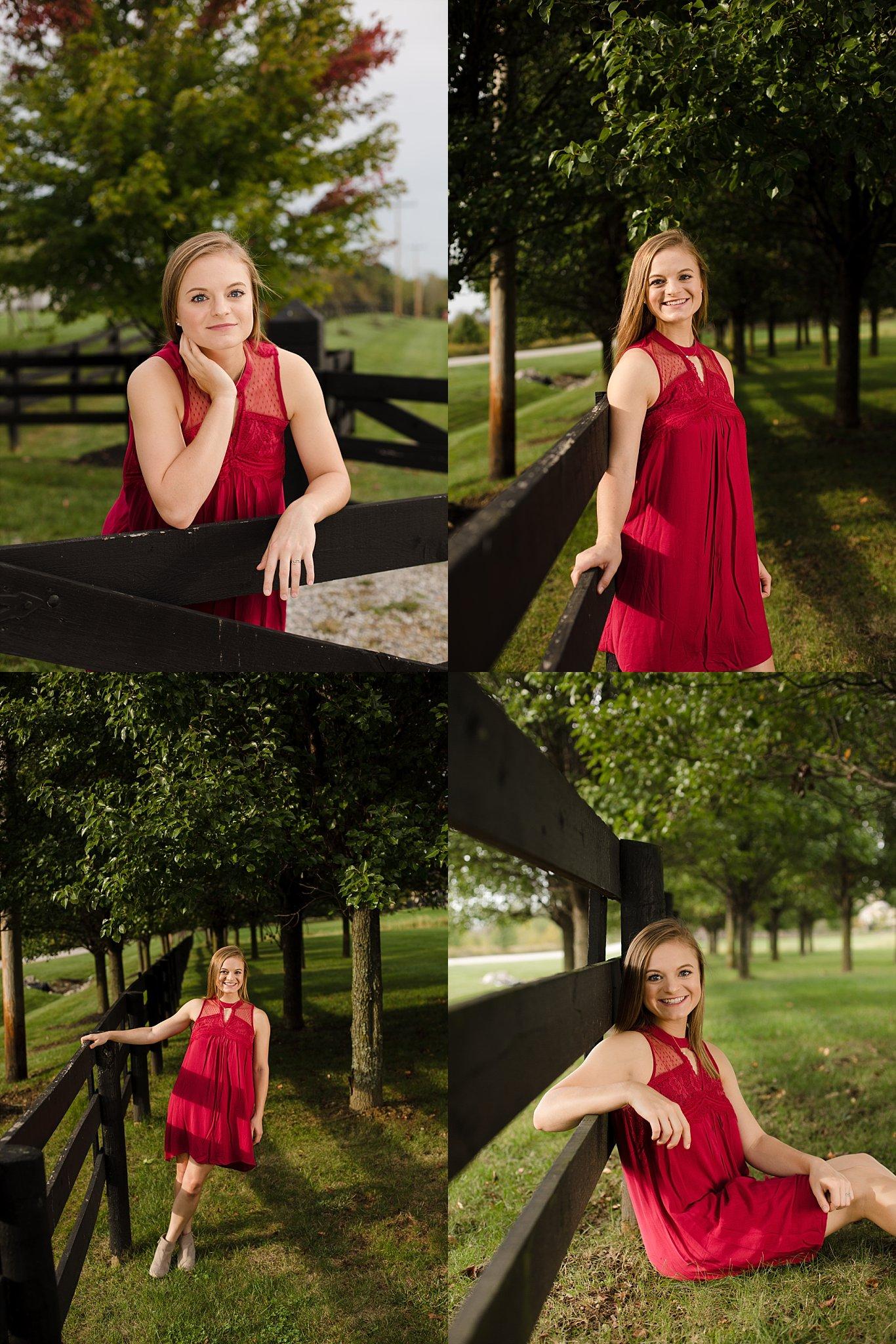 High School senior photographer columbus ohio