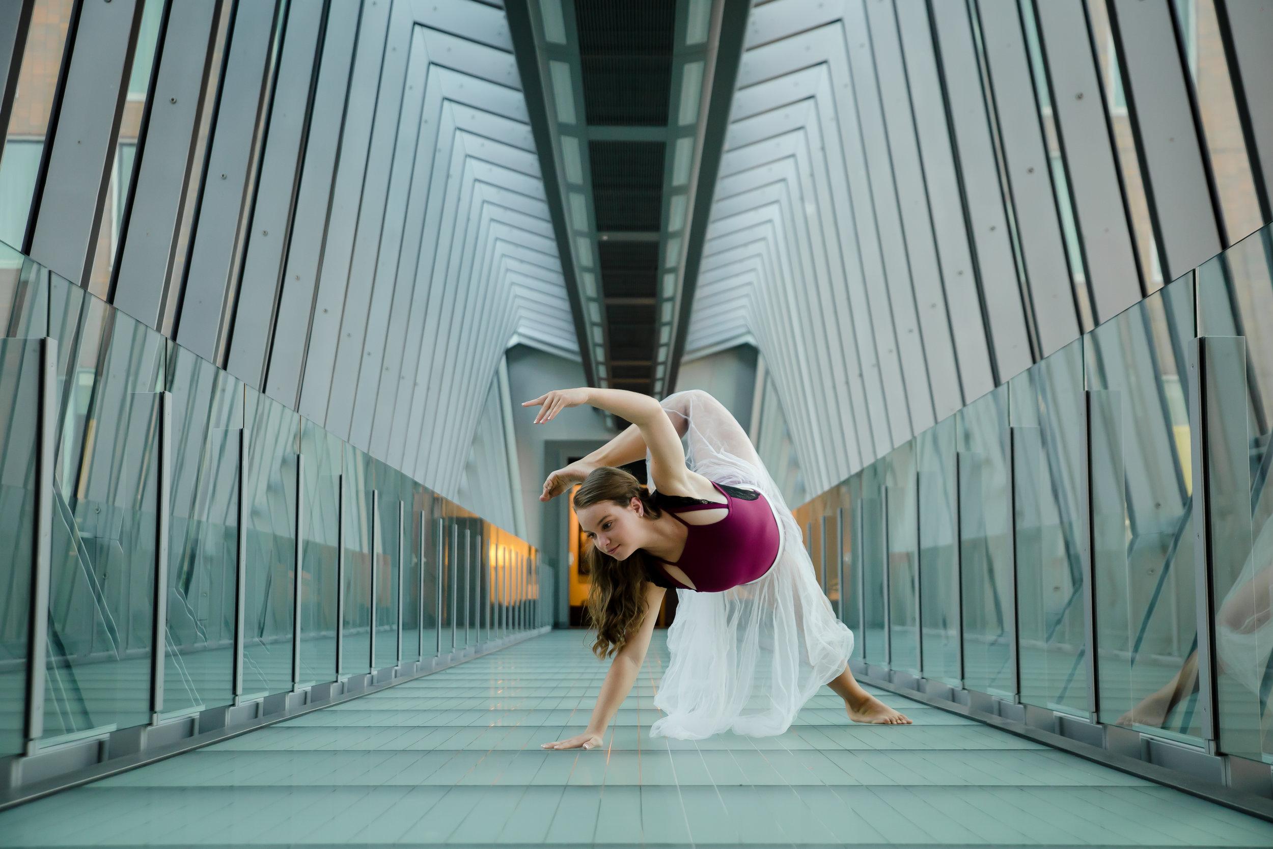 Senior Girl Dancer Photos Columbus, Ohio