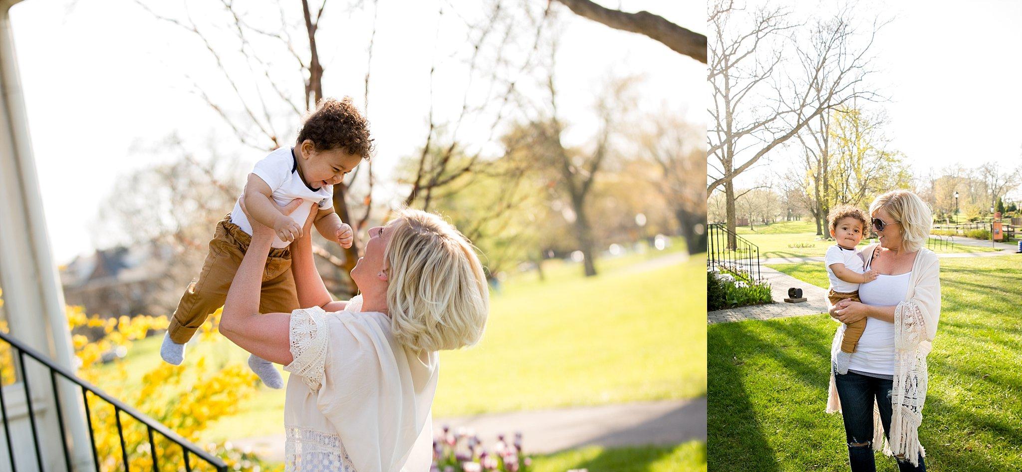 Baby Photos in Columbus, Ohio