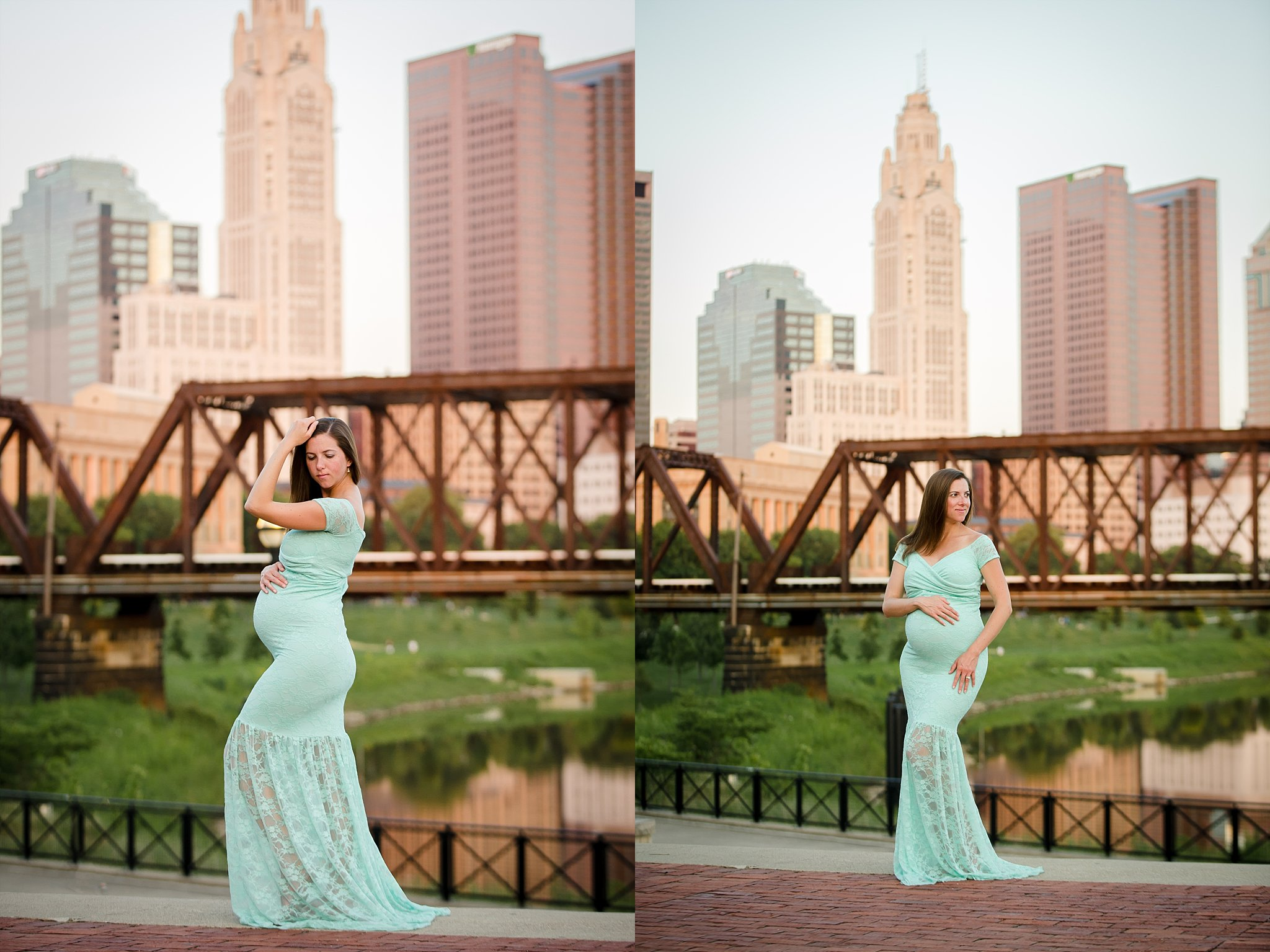 Maternity Photographer in Westerville, Ohio
