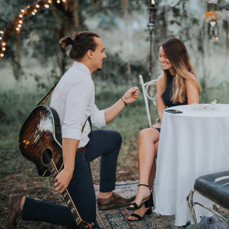 Ryan + Roxanne - Engagement