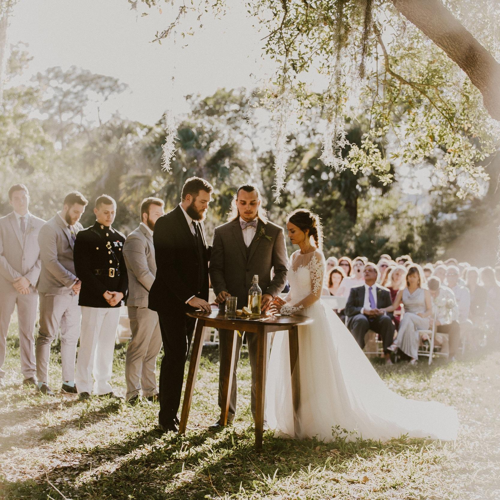 Ryan + Roxanne - Wedding