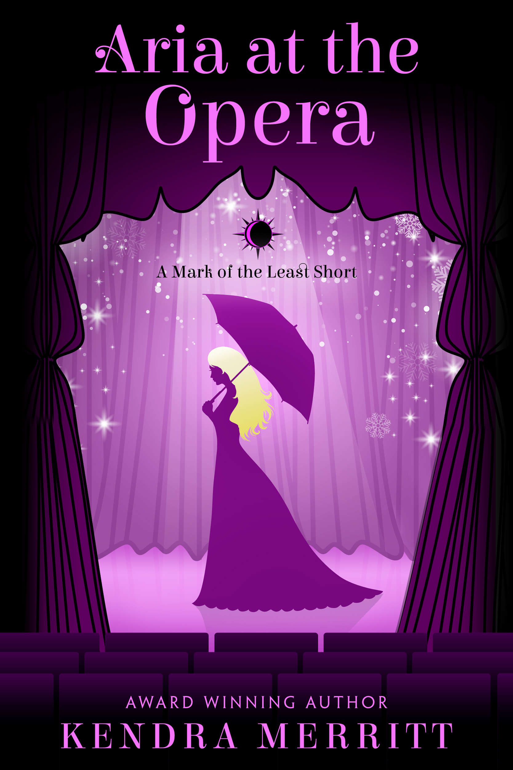 "The show's not over till the soprano dies… - Aria has dreamed of the opera ever since her parents died. Now she has a chance to earn her place on the most famous stage in Namerre. The only problem is sopranos are dropping like flies and the rest of the performers are convinced the part is cursed. Aria has to figure out the truth behind the ""ghost"" since he seems intent on killing the lead soprano… and she's just gotten the part."
