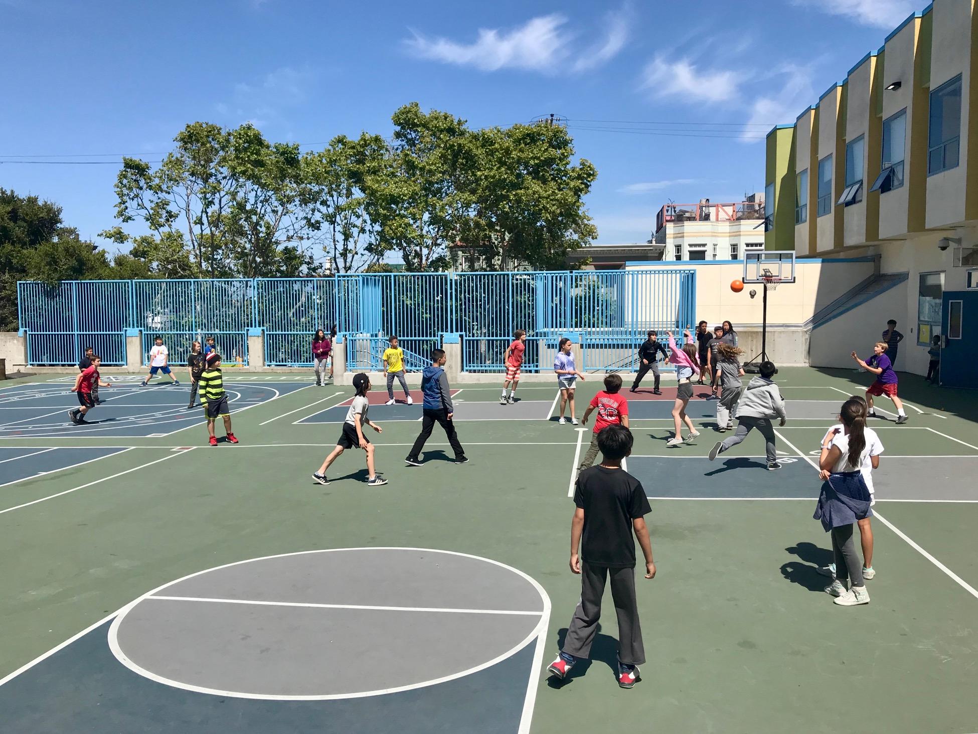 5th Grade & Teacher Kickball Tournament