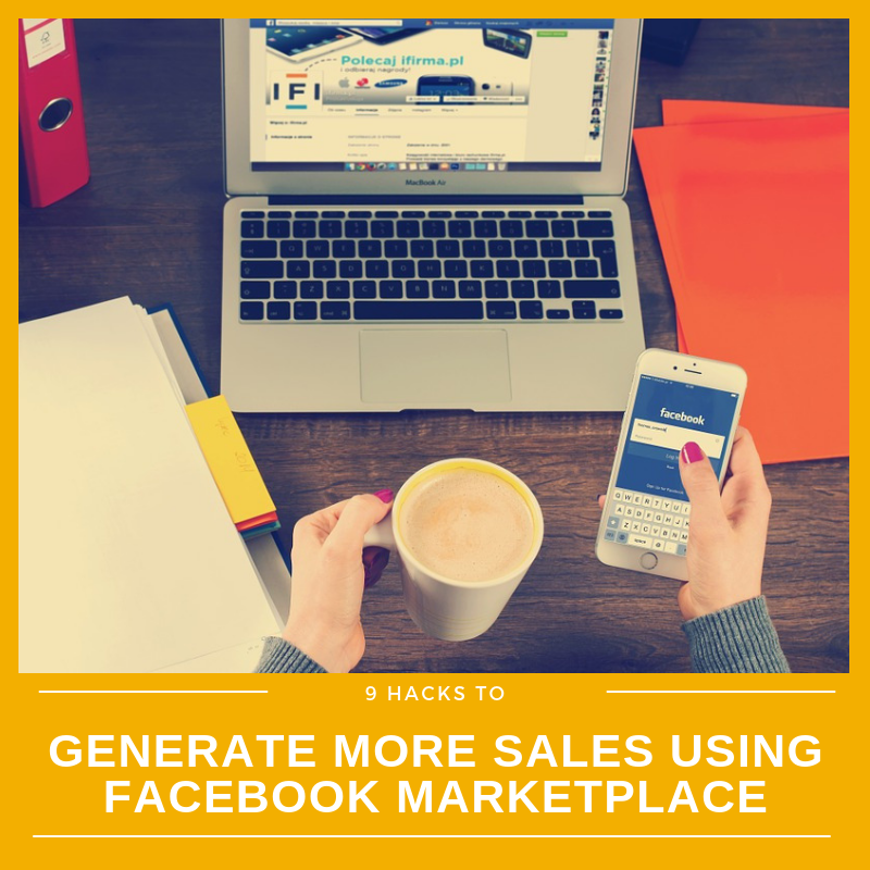 facebook marketplace for business