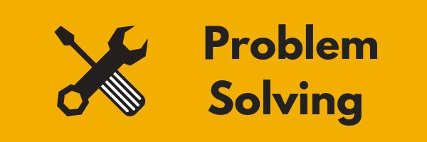 Problem Solving LinkedIn Template