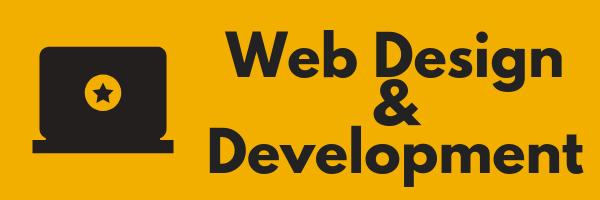 Web Design & Development LinkedIn Template