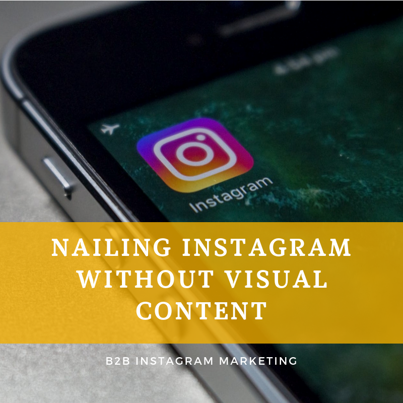 b2b marketing_instagram edition_gopinleads