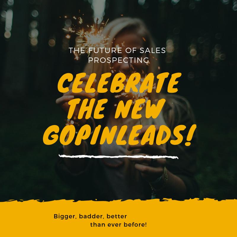 gopinleads new version december 2018
