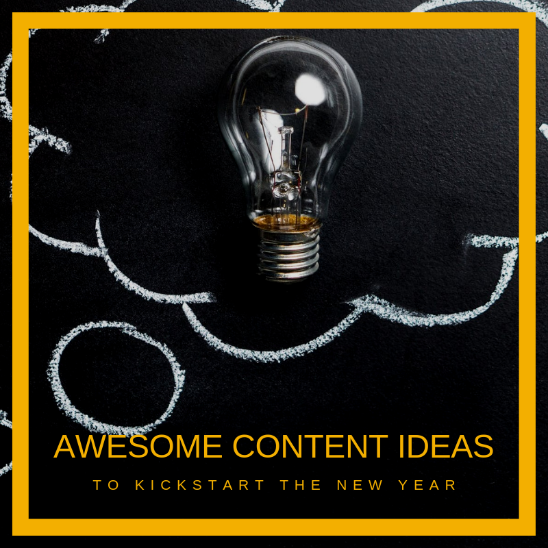 Content Creating Ideas