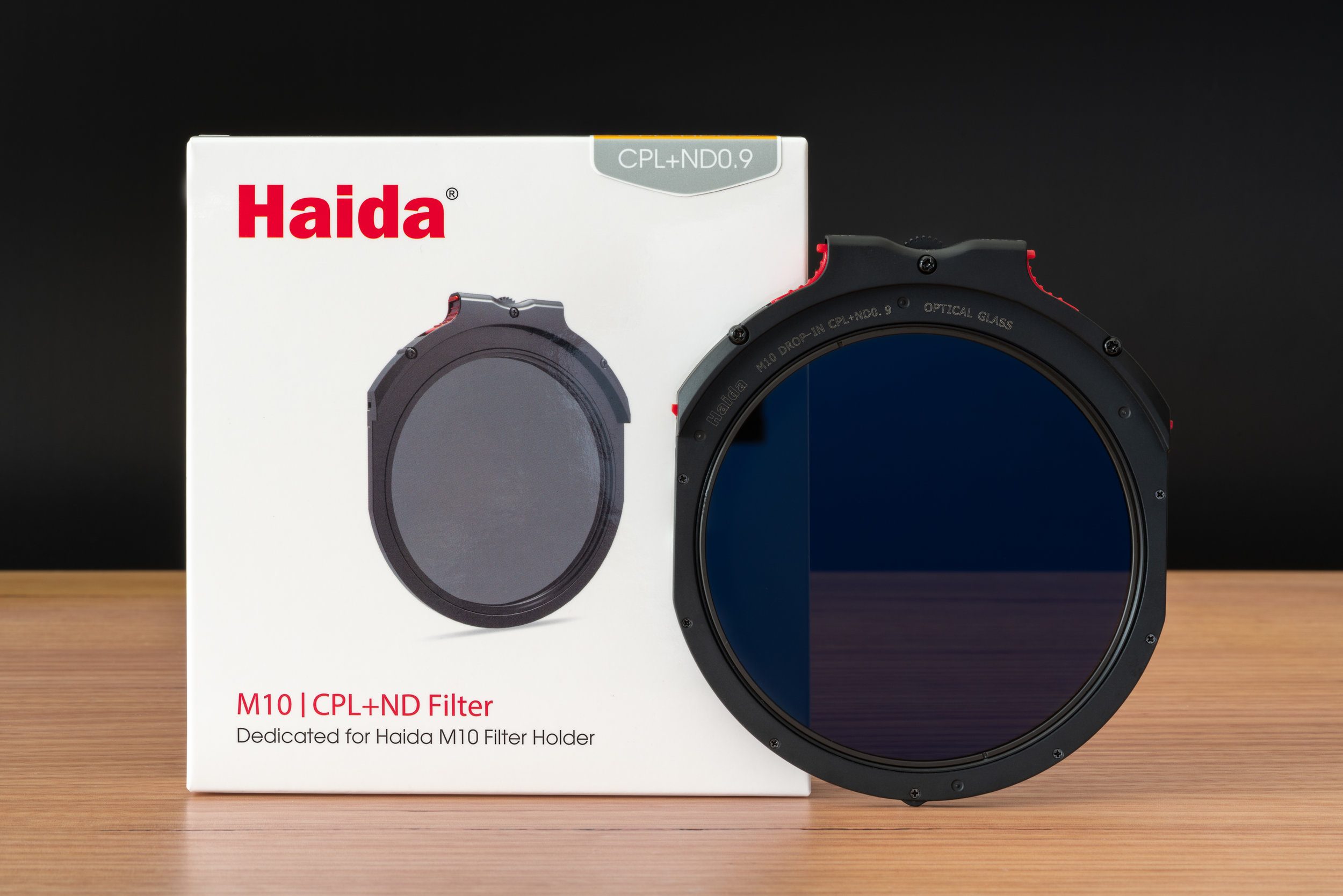 Haida M10 CPL + ND 0.9 (3-Stop) With Packaging