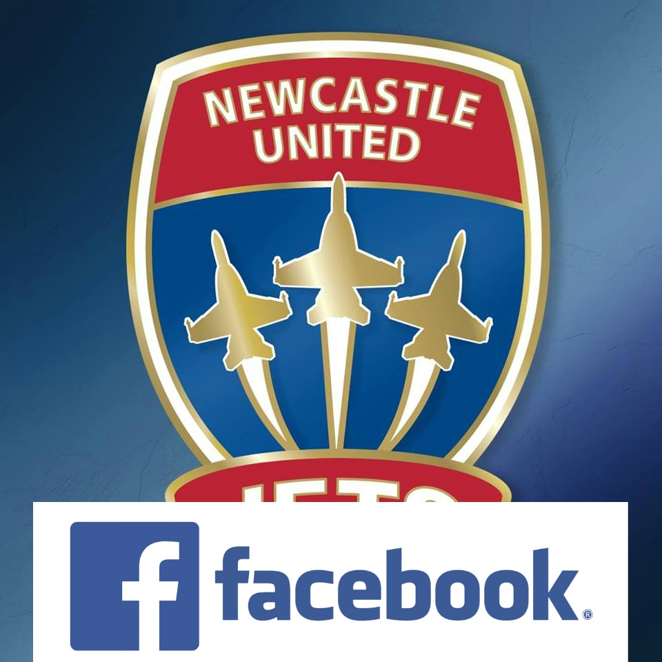 Newcastle Jets FC facebook page