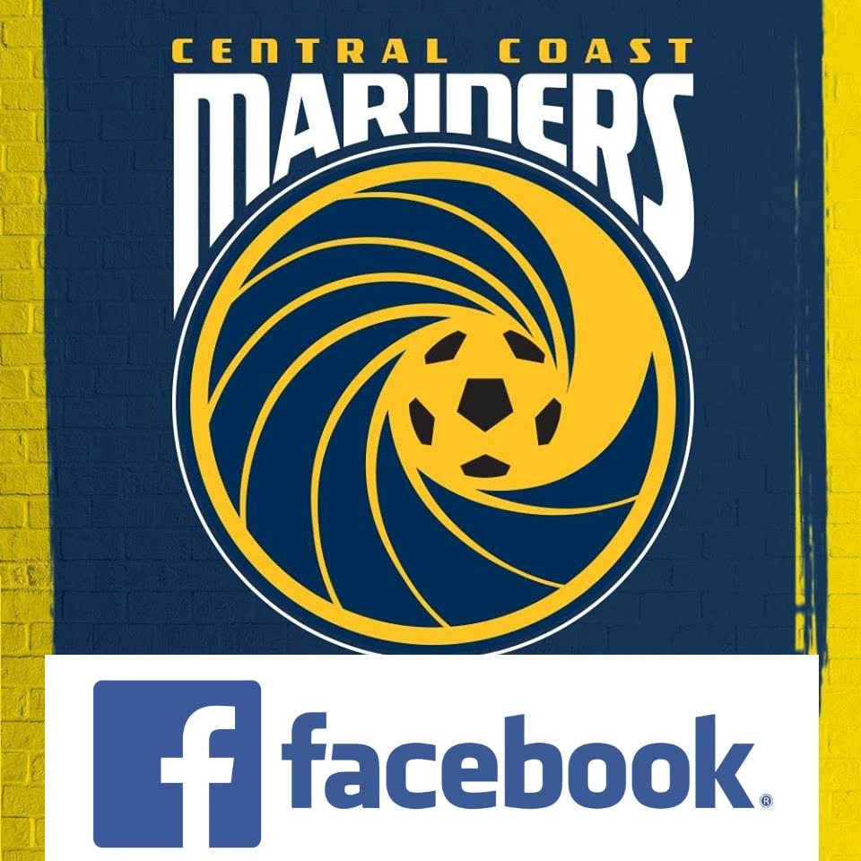 Central Coast Mariners FC facebook page