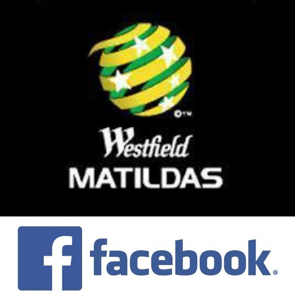 Matildas facebook page