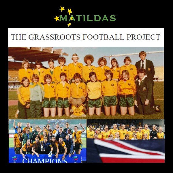 Matildas The Grassroots Football Project