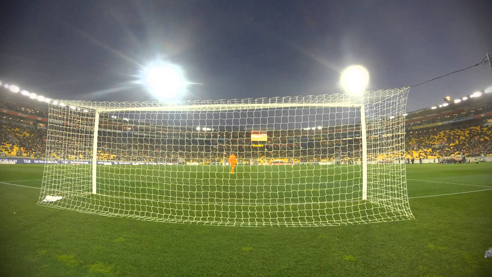 wellington phoenix fc - Westpac StadiumCapacity: 34500