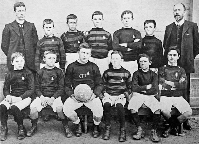 Carlingford Public School Football Club Barlow medal winners 1905 - (WIKI)