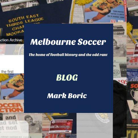 Melbourne Soccer