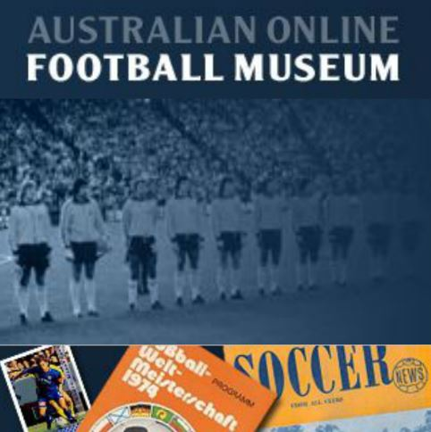 OZFOOTBALL.NET/Australian Online Football Museum