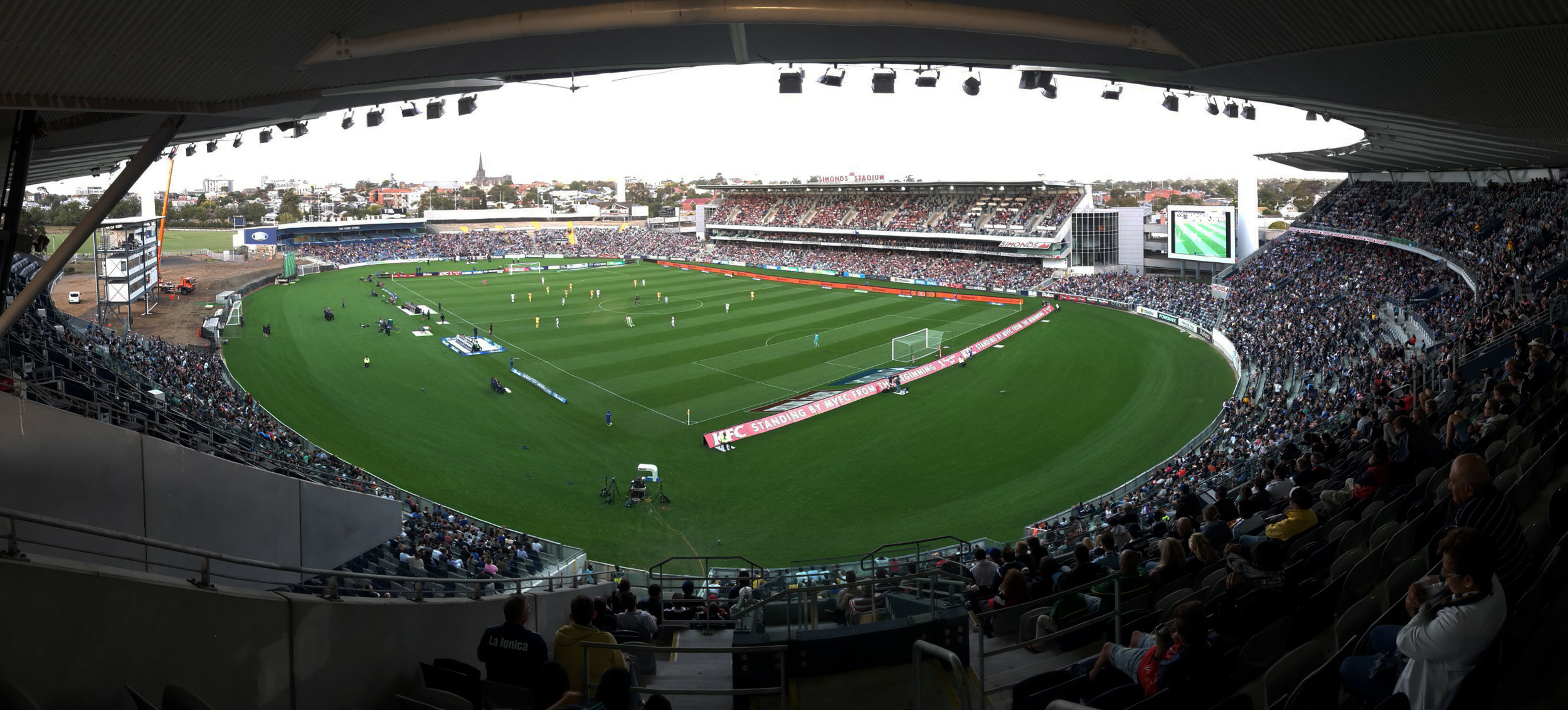 Western United fc - Kardinia Park StadiumCapacity 36000