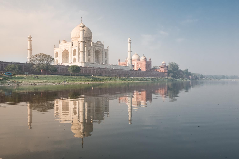 Taj Mahal - tra le sette meraviglie del mondo moderno