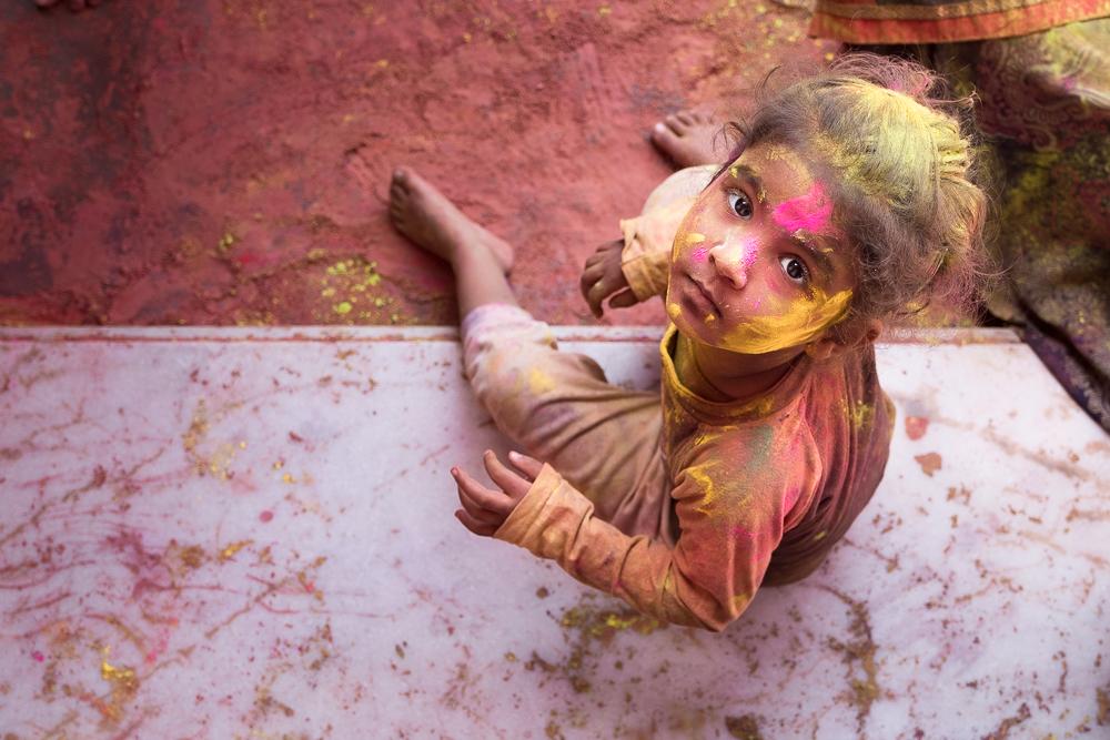 Holi festival - il festival della gioia e dei colori