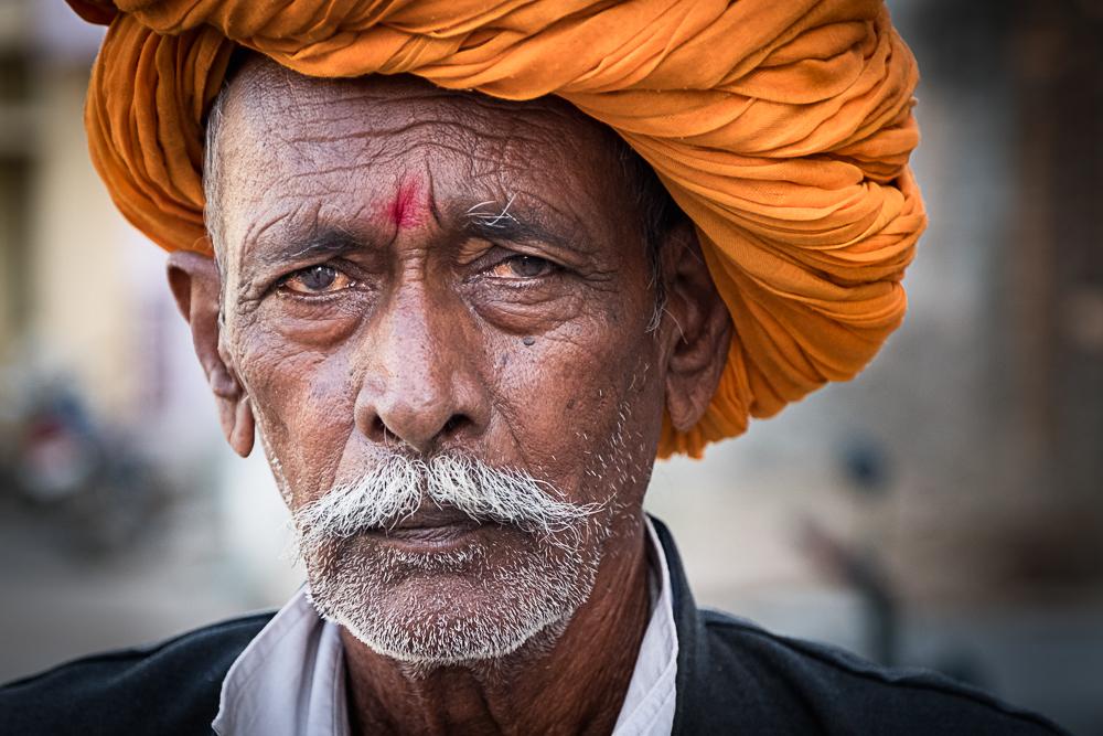 India rurale - volti e sguardi autentici