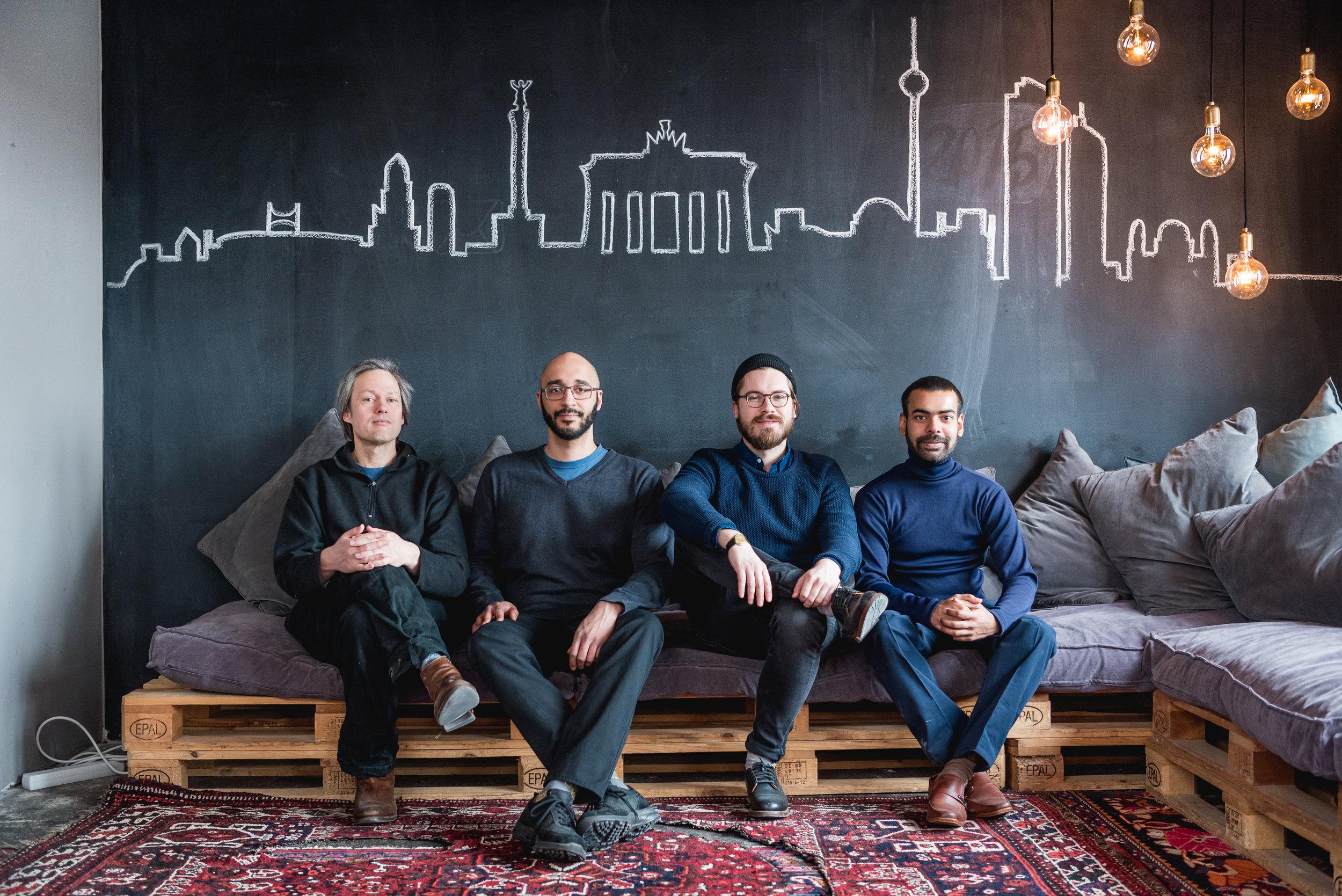 Startup Team Photography Portrait