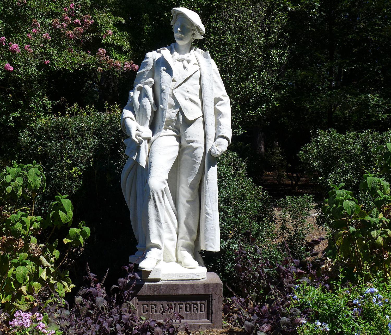 2013 Sir Moses Jacob Ezekiel Statues<strong>Norfolk Botanical Gardens, Norfolk, VA</strong>