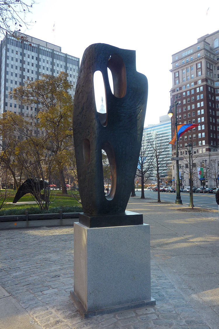 2012 Rock Form (Porthcurno), Barbara Hepworth<strong>Philadelphia, PA</strong>
