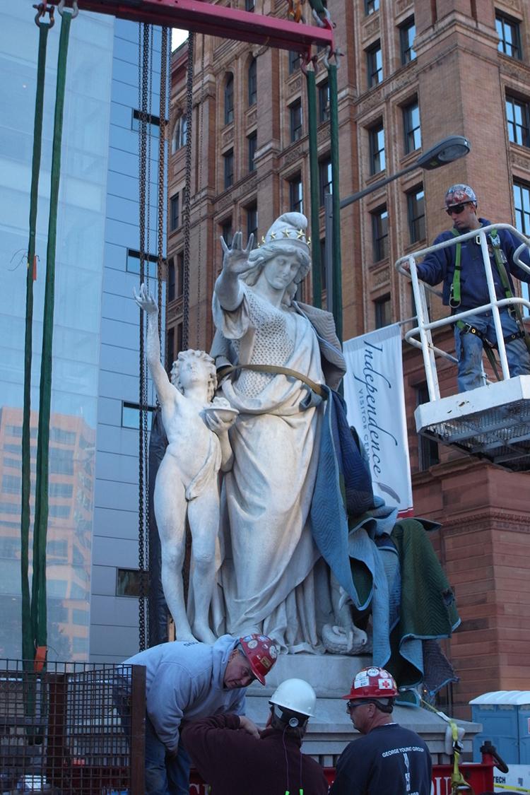 2010 Religious Liberty, Sir Moses Jacob Ezekiel<strong>Philadelphia, PA</strong>