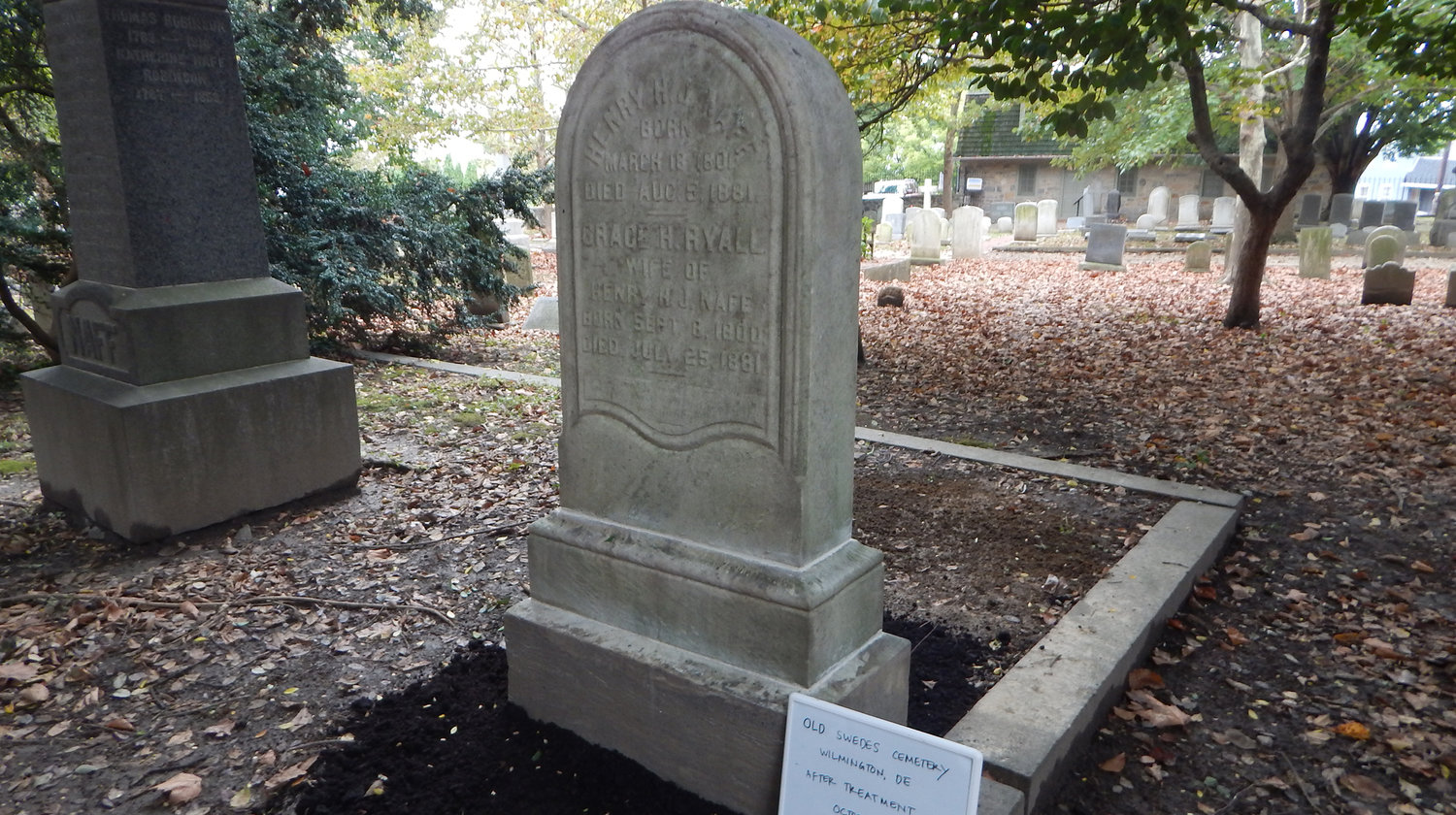 Old Swedes Church Burial Ground<strong>Wilmington, DE</strong>