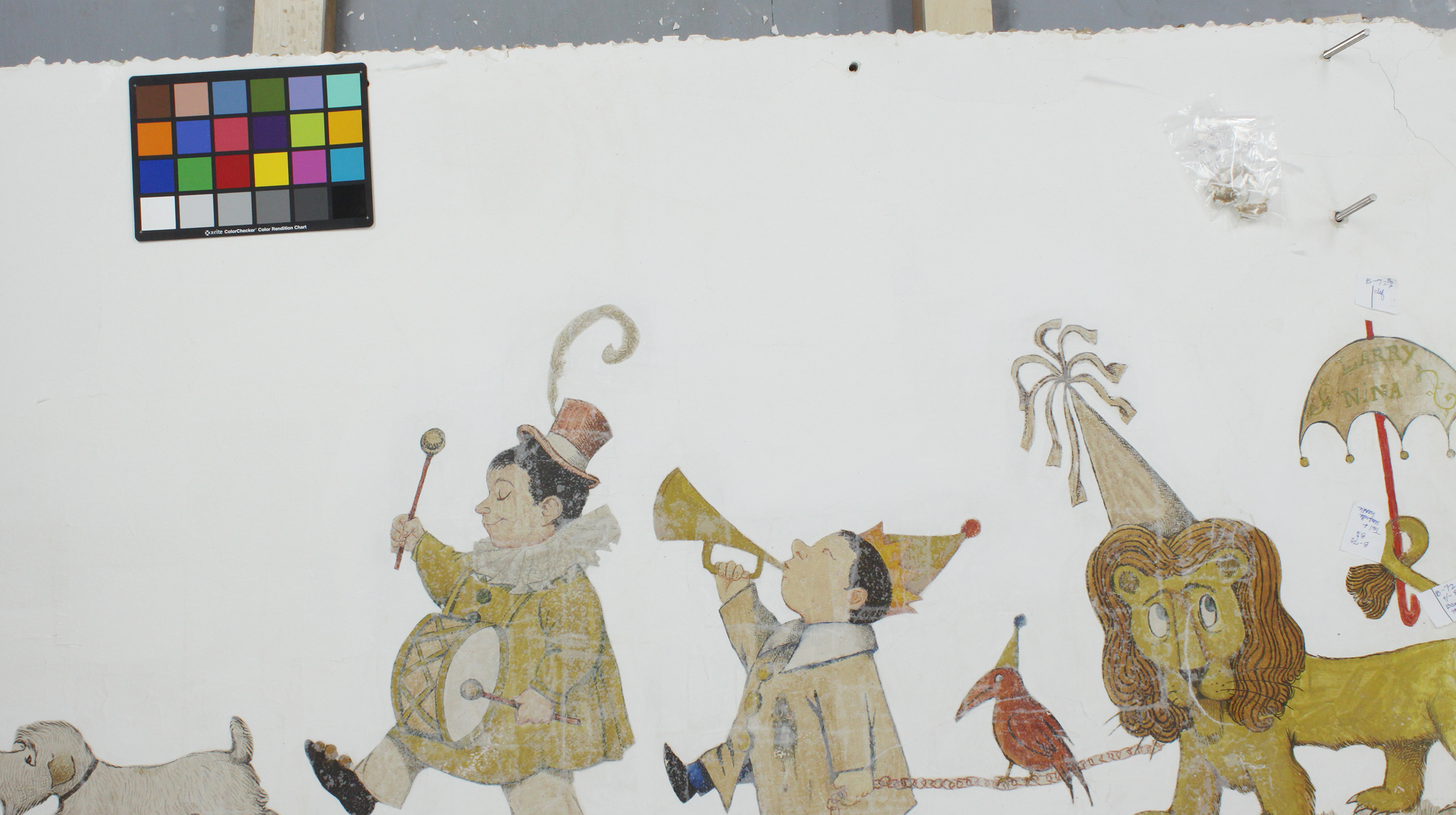 Maurice Sendak Chertoff Mural<strong>South Philadelphia Library, Philadelphia, PA</strong>
