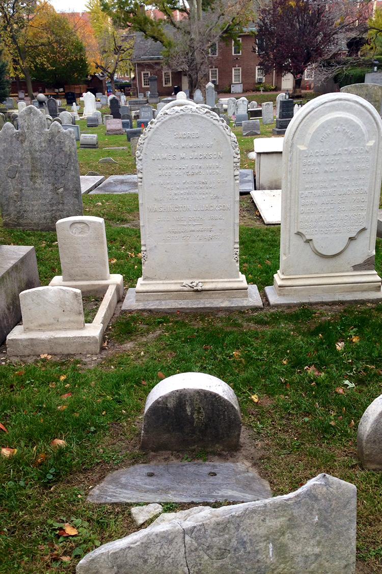 Gloria Dei Old Swedes Episcopal Church<strong>Philadelphia, PA</strong>