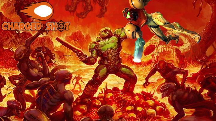 Doom vs Samus